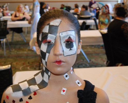 Makeup Competition