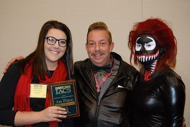 1st place fantasy makeup 2014
