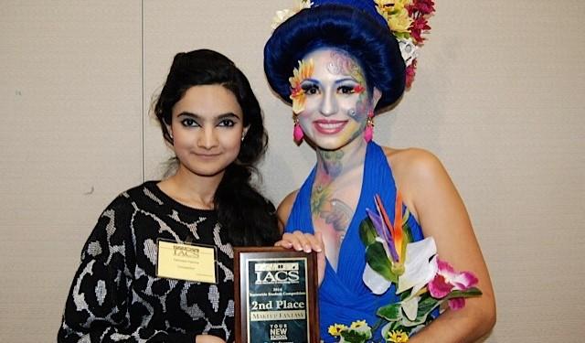 2nd place makeup fantacy