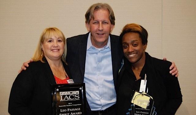 Winnder Leo Passage Award Bethany Garth, Makeup Fantasy Category